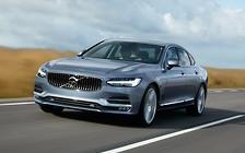 Седан Volvo S90 получит трехцилиндровый мотор