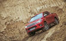 Теcт-драйв Toyota Hilux