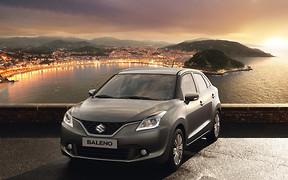 Новый Suzuki Baleno готовится к европейской премьере