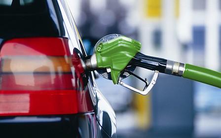 Инфографика: Цены на бензин в Украине