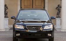 Обзор Hyundai Sonata NF: Средний бизнес