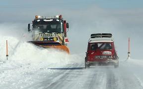 Сохранность автомобиля на зимней стоянке зависит от простых действий