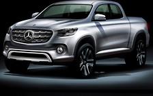 X или Z: Mercedes-Benz выбирает имя для своего первого пикапа