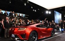 Первый суперкар Acura NSX был продан за  $1,2 млн.