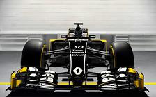 Renault представила новый болид и команду Формулы-1