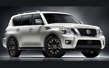 Новый Nissan Armada рассекретили в Сети