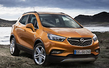 Opel везет в Женеву обновленный кроссовер Mokka