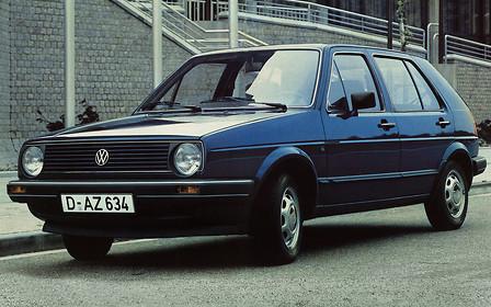 Volkswagen Golf II в качестве первого авто: рискованная игра