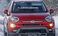 Кроссовер Fiat 500X уже подогревают