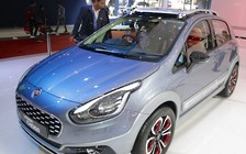 Fiat показал прототип хэтчбека Avventura Urban Cross