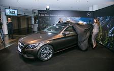 Новые Mercedes C-Coupe и smart fortwo презентованы в Украине