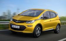 Opel выпустил свой первый электромобиль