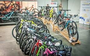 Выставка «Велобайк 2016» порадовала всех любителей  велосипедного спорта