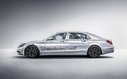 Черный плащ: Новый бронированный Mercedes-Maybach S 600 Guard