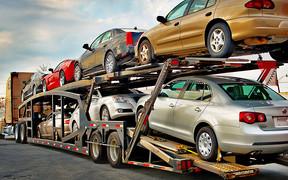 В обход растаможки: Автомобили из Крыма и России