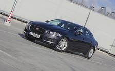 Не остряк: Тест-драйв Jaguar XF