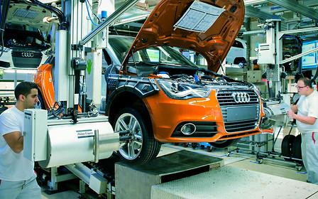 Немецкий автопром планирует создать до 10 тысяч новых рабочих мест в Украине