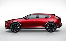 Mazda показала как будет выглядеть кроссовер CX-4