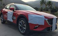 Подробности о новом кроссовере Mazda CX-4