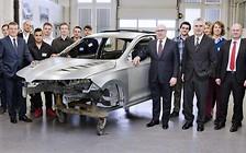 Будущие инженеры Skoda работают над созданием спорткупе