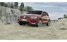 Видео: Тест-драйв нового VW Tiguan