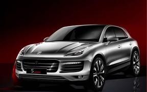 Китайский клон Porsche Macan представят в конце апреля
