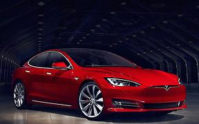 Компания Tesla обновила свой седан и кроссовер