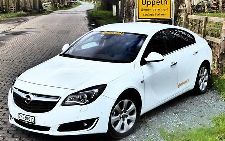 Opel Insignia смог проехать 2111 километров на одном баке