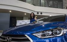 В Украину приехал новый Hyundai Elantra
