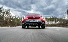 500, да не тот: Тест-драйв Fiat 500X