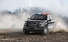 Ford выпустил пикап для полицейских