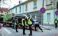Парковка: Все ли правильно делает полиция?