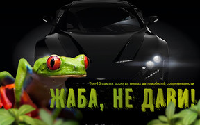 Жаба, не дави!