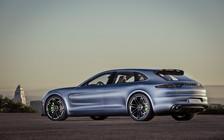 В Porsche планируют продавать универсал Panamera