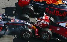 Российского гонщика отправили во вторую лигу