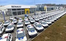На внедорожники для полиции выделят 43 млн.грн.