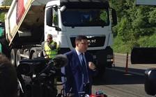 Премьер-министр провел инспекцию дорог Киевской области