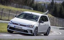 Новый рекорд Нюрбургринга от VW Golf GTI Clubsport S