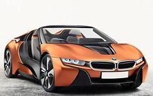 Новинка из семейства BMW «i» появится в 2021 году