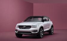 Компания Volvo представила концепты будущих кроссовера и хэтчбека