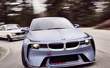 BMW показала концепт BMW 2002 Hommage