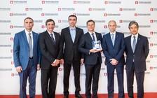Тойота Центр Харьков «Артсити» получил награду «Ichiban – 2016»