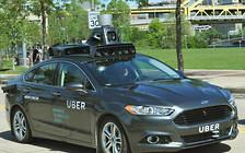 Такси-сервис Uber переходит на беспилотники