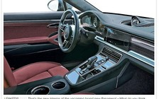 Интерьер следующего Porsche Panamera засветился в Instagram