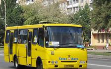 Кличко: Через два года маршрутки уберут с дорог Киева