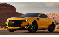 Стало известно каким будет Chevrolet Camaro из новых «Трансформеров»