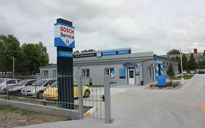 В Киевской области открылась новая станция Bosch Service