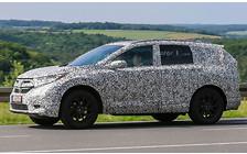 Honda CR-V нового поколения появится в 2017 году