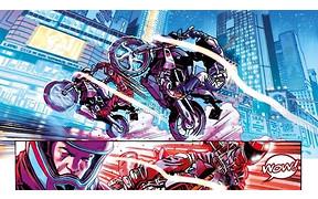 BMW покажет на Comic Con комикс собственного авторства