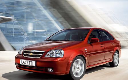 Chevrolet Lacetti против Kia Cerato: второе дыхание